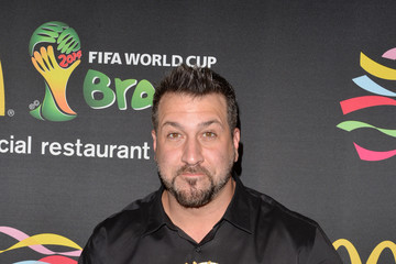 Joey Fatone The 2014 FIFA World Cup McDonald's Launch Party