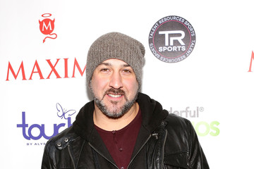 "Joey Fatone Talent Resources Sports Presents MAXIM ""BIG GAME WEEKEND"" Sponsored By AQUAhydrat, Heavenly Resorts, Wonderful Pistachios,Touch By Alyssa Milano And Philippe Chow"