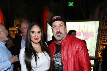 Joey Fatone Premiere of Columbia Pictures' 'Jumanji: Welcome to the Jungle' - After Party