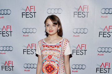 Joey King AFI FEST 2014 Presented By Audi Los Angeles Times' Young Hollywood Roundtable