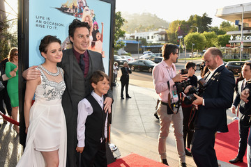 Joey King 'Wish I Was Here' Premieres in LA — Part 3
