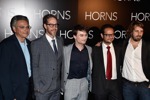 'Horns' Premieres in Paris