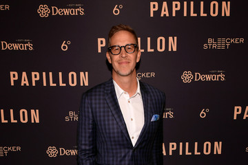 Joey McFarland Premiere Of Bleecker Street Media's 'Papillon' - Arrivals