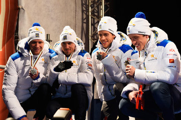Johan Olsson Cross Country: Men's Relay