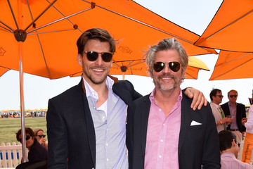 Johannes Huebl The Eighth-Annual Veuve Clicquot Polo Classic - VIP