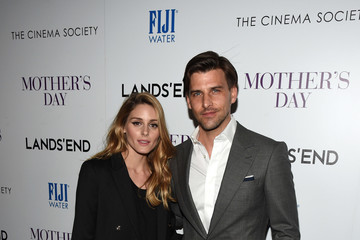 Johannes Huebl The Cinema Society With Lands' End & FIJI Water Host A Screening of 'Mother's Day'