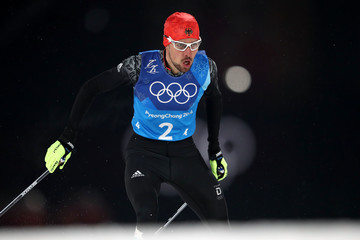 Johannes Rydzek Nordic Combined - Winter Olympics Day 13