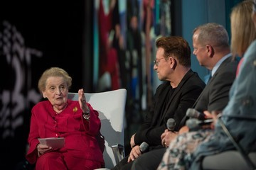 John Allen Business And Political Leaders Attend Clinton Global Initiative Annual Meeting