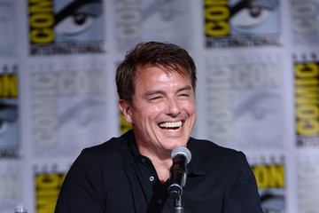 John Barrowman Comic-Con International 2016 - DC's 'Legends of Tomorrow' Special Video Presentation And Q&A