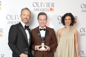 John Benjamin Hickey The Olivier Awards With Mastercard - Press Room