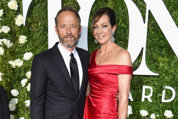 John Benjamin Hickey 2017 Tony Awards - Arrivals