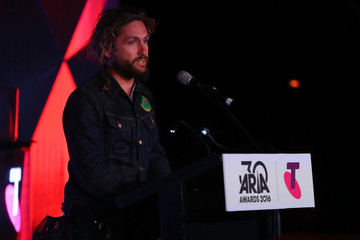 John Butler 30th Annual ARIA Awards 2016 - Chairman's Cocktail