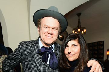 John C. Reilly Vanity Fair and Focus Features Celebrate the Film 'Phantom Thread' With Paul Thomas Anderson at the Chateau Marmont