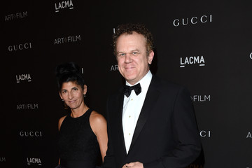 John C. Reilly Arrivals at the LACMA Art + Film Gala — Part 2