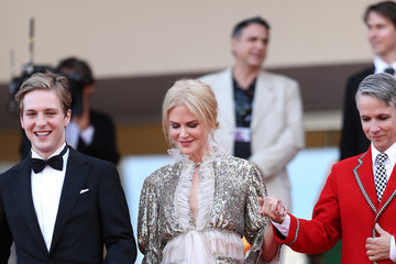 John Cameron Mitchell 'How to Talk to Girls at Parties' Red Carpet Arrivals - The 70th Annual Cannes Film Festival