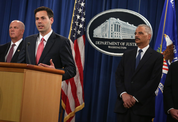 AG Holder Announces Cyber-Espionage Charges