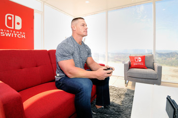 John Cena Nintendo Switch In Unexpected Places With John Cena