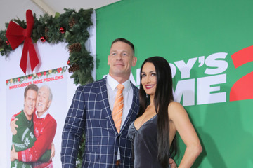 John Cena Nikki Bella 'Daddy's Home 2' - Los Angeles Premiere