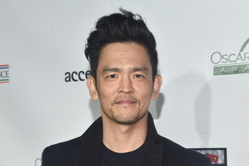 John Cho Oscar Wilde Awards 2019