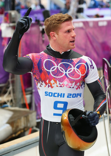 John Daly - Winter Olympics: Skeleton