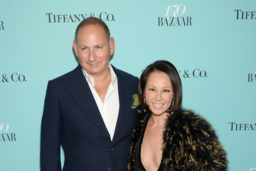 John Demsey Harper's BAZAAR 150th Anniversary Event Presented With Tiffany & Co at the Rainbow Room - Arrivals