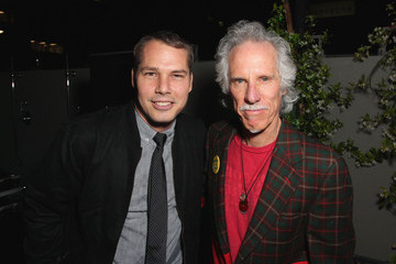John Densmore Young Literati Of The Library Foundation Of Los Angeles' 7th Annual Toast
