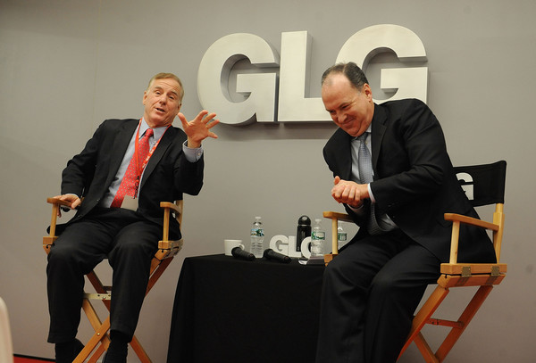 Howard Dean, Former Governor of Vermont, Senior Strategic Advisor and Independent Consultant For Government Affairs At Dentons, LLC Visits GLG (Gerson Lehrman Group)