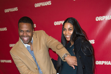 John Foster Celebs at the Opening Night of 'Orphans'