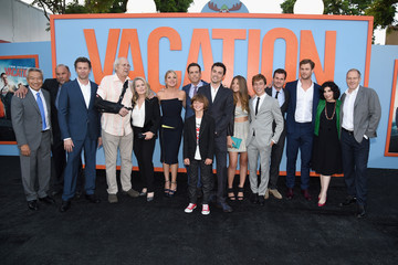 John Francis Daley Premiere of Warner Bros. 'Vacation' - Red Carpet