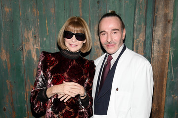 John Galliano Vogue's Forces of Fashion Conference