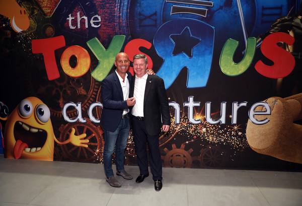 "Toys""R""Us Adventure Chicago Opening Preview [preview,font,art,event,visual arts,graphics,ceo,richard barry,candytopia,adventure,opening preview,chicago,toys``r us,tru kids,toys\u00e2]"