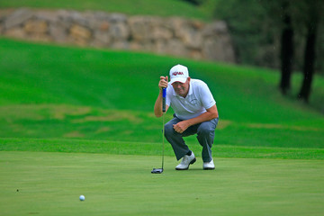 John Gould French Riviera Masters - Day Two