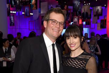 John Green 2016 Time 100 Gala, Time's Most Influential People in the World - Cocktails