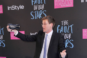 John Green 'The Fault in Our Stars' Premieres in NYC