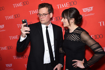John Green 2016 Time 100 Gala, Time's Most Influential People in the World - Red Carpet