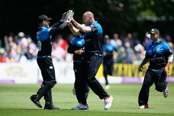 John Hastings Worcestershire v Surrey - Royal London One-Day Cup Semi Final