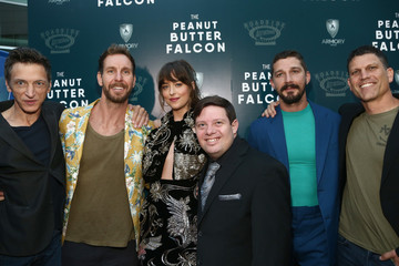 John Hawkes L.A. Screening Of Roadside Attractions' 'The Peanut Butter Falcon' - Red Carpet