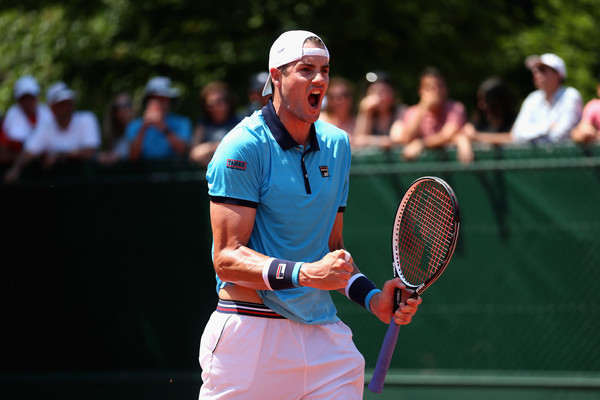 I Don't Agree With Fognini, I Don't Agree With Opinions Of Isner – As For Court…