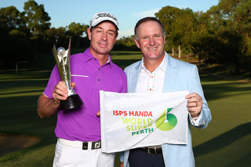 John Key ISPS HANDA World Super 6 Perth - Round Four