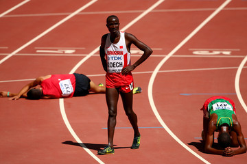 John Kibet Koech 15th IAAF World Athletics Championships Beijing 2015 - Day One