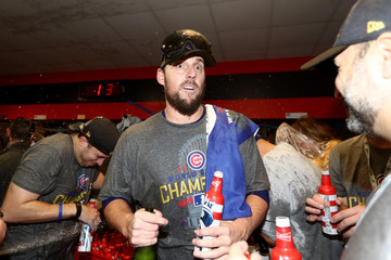 John Lackey World Series - Chicago Cubs v Cleveland Indians - Game Seven