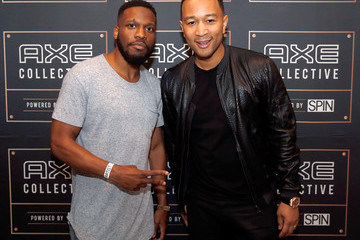 John Legend AXE Collective + Crew Powered By SPIN Party At SXSW