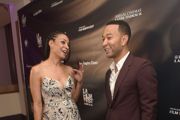 John Legend 2015 Los Angeles Film Festival -  Premiere of 'Can You Dig This' - Red Carpet