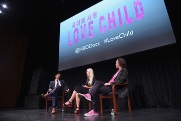 John Legere 'Love Child' Screening in NYC