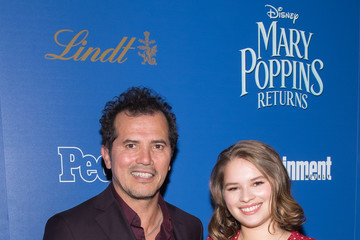 John Leguizamo The Cinema Society's Screening Of 'Mary Poppins Returns' Co-Hosted By Lindt Chocolate