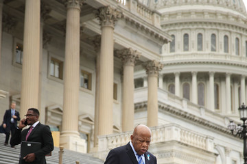 John Lewis House Democratic Leadership Hold News Conference on Trump's Budget Proposal