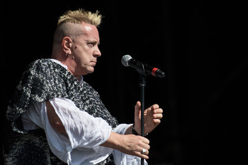 John Lydon Glastonbury Festival 2013 - Day 4