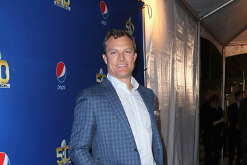 John Lynch The 2015 Pepsi Rookie of the Year Award Ceremony and Pharrell Concert at Pepsi Super Friday Night At Pier 70 In San Francisco