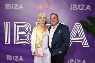 John Mahdessian Netflix's 'Ibiza' Premiere in New York City