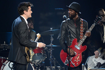 John Mayer Rock and Roll Hall of Fame Induction Ceremony